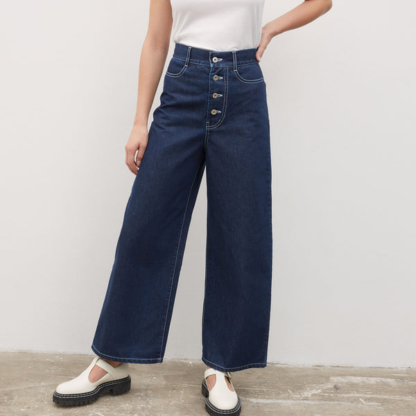 Sailor Jeans - Indigo Denim
