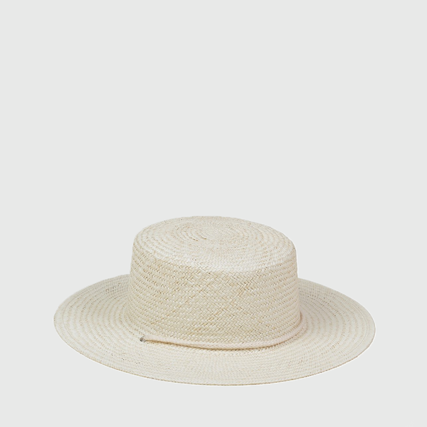 The Wanderer Boater Hat