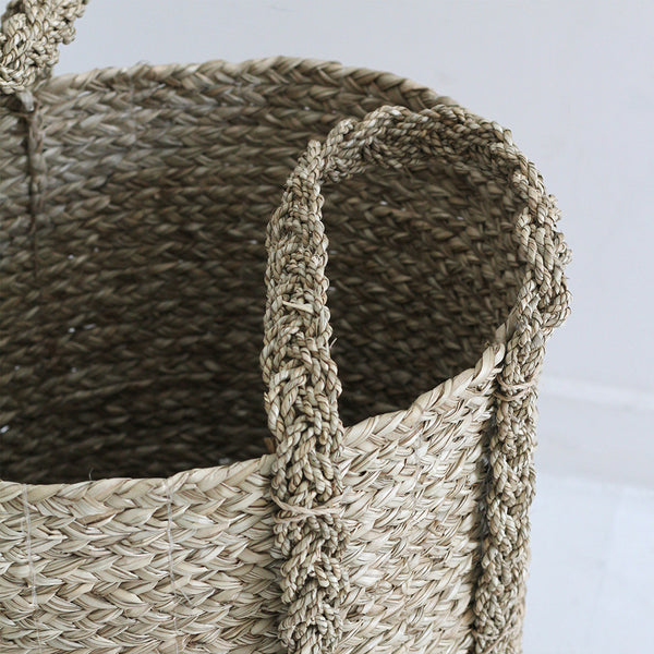 Laundry Basket - Natural