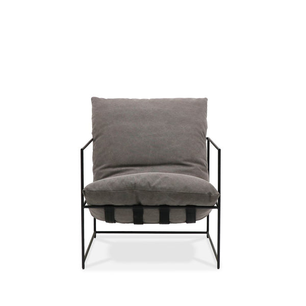 Lawrence Chair - Charcoal