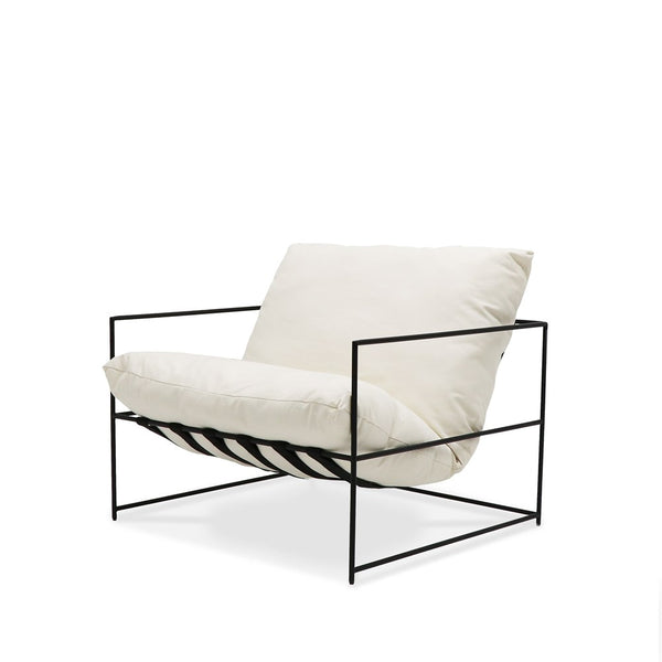 Lawrence Club Chair - White