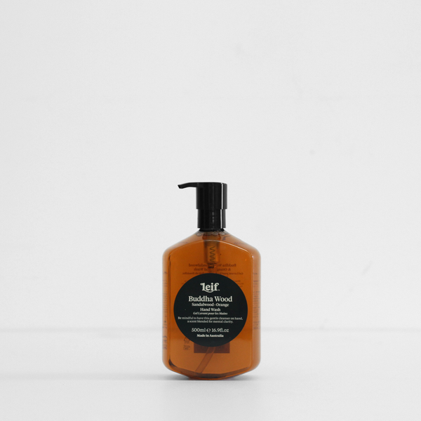 Buddha Wood Hand Wash