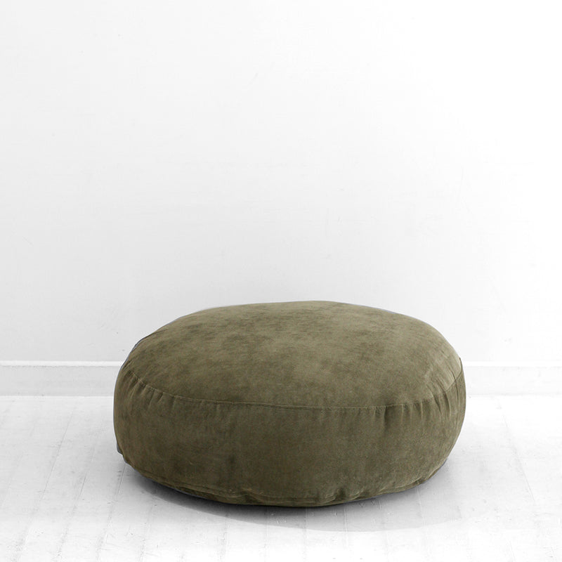 Lewis Pouf - Olive
