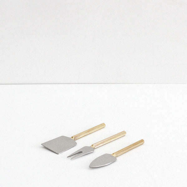 Lino Cheese Knife - Set of 3
