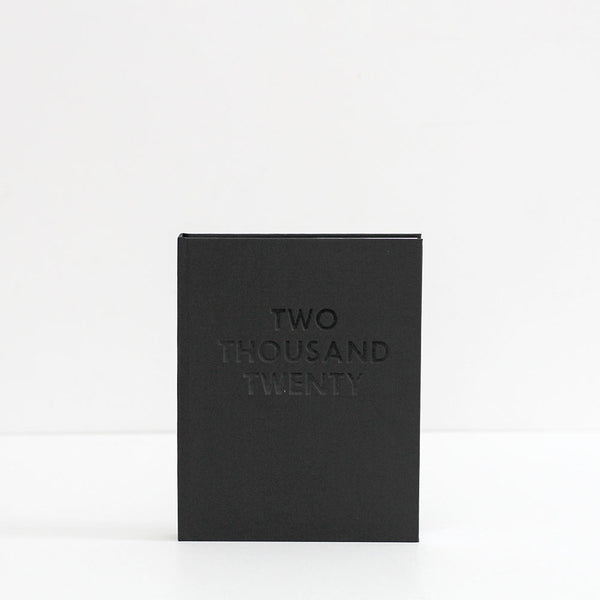 2020 Daily Planner - Black