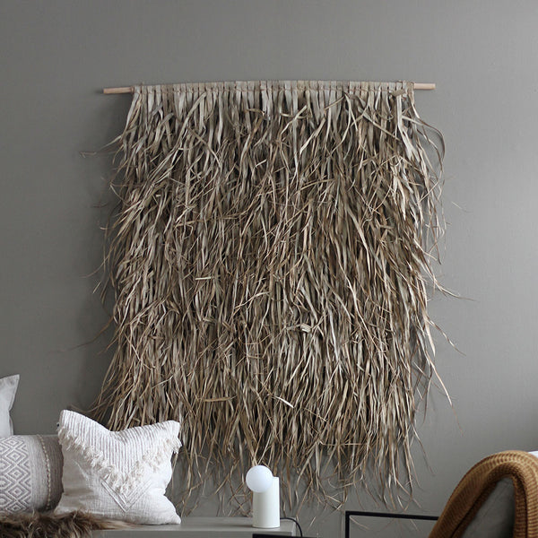 Madam Palm Leaf Wall Decor