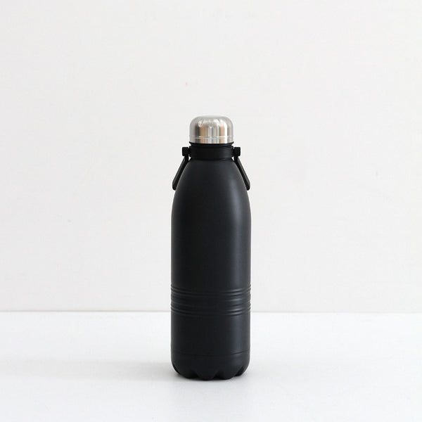 Matt Thermos - Dark Grey