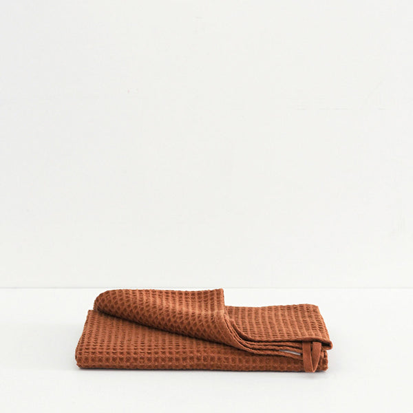 Bath Towel - Rust