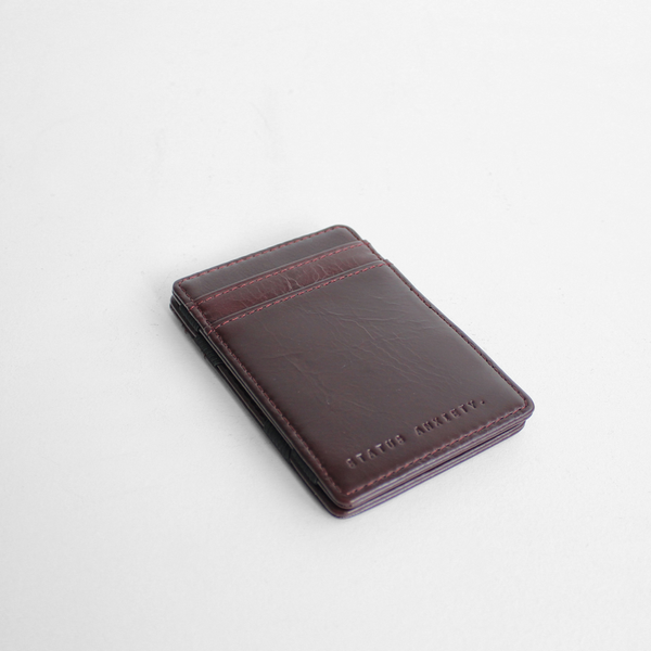 Men's Flip Wallet - Chocolate