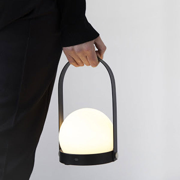 Menu Carrie LED Lamp - Black