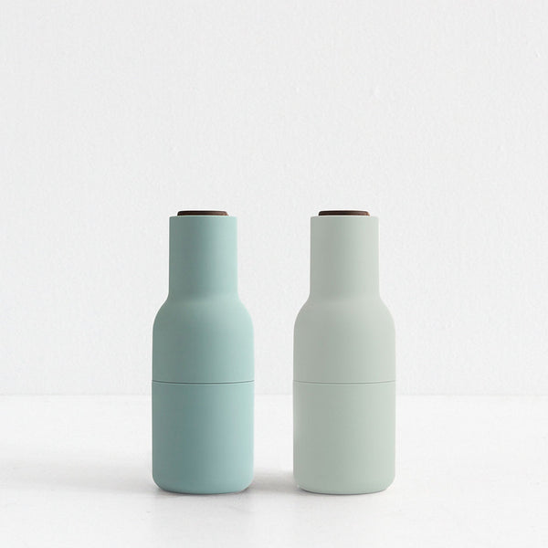 MENU Salt & Pepper Grinders - Moss Green