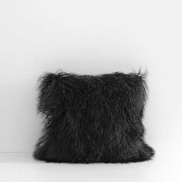 Meru Cushion Black