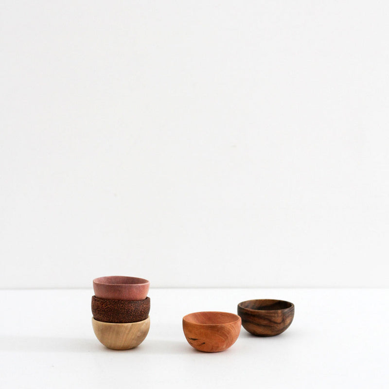 Mini Bowl - Set of 5