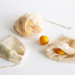 Reusable Produce Bags - Multi Pack
