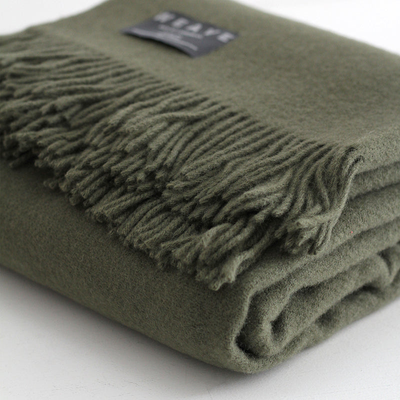 Nevis Throw - Juniper