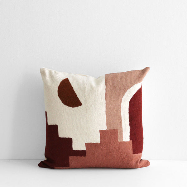 Nightwatch Earthtone Cushion