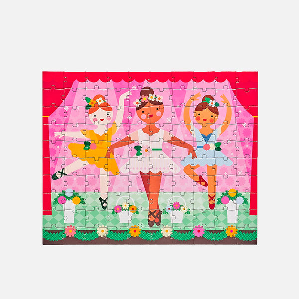 Ballerina On The Go Puzzle