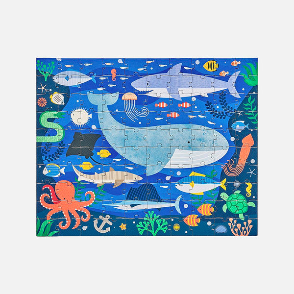 Under the Sea On The Go Puzzle