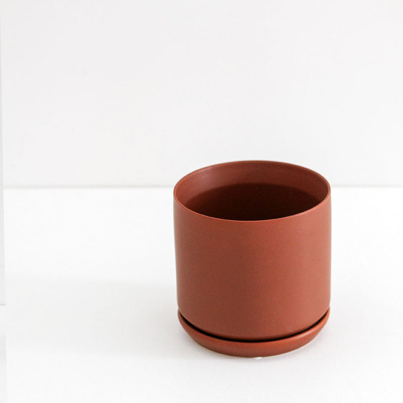 Oslo Planter Brick - Medium