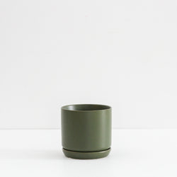 Oslo Planter Avocado - Medium