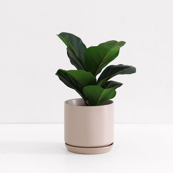 Medium Oslo Planter - Parchment