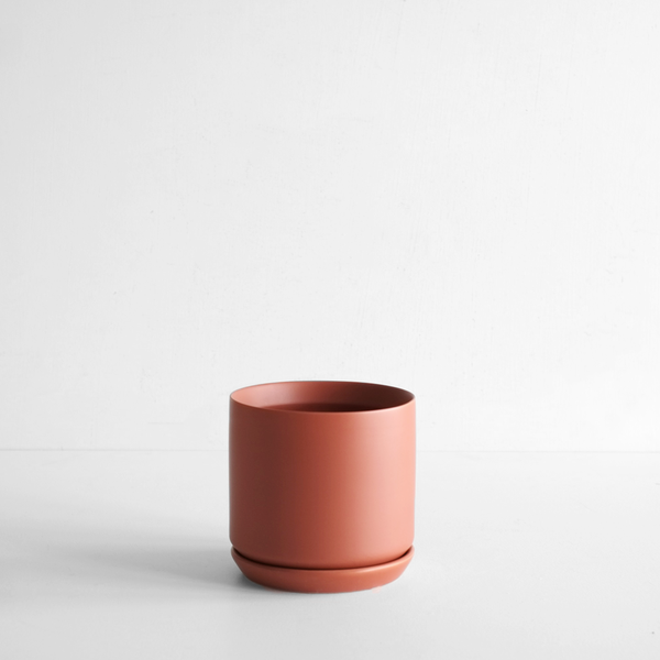 Oslo Planter Terracotta - Medium