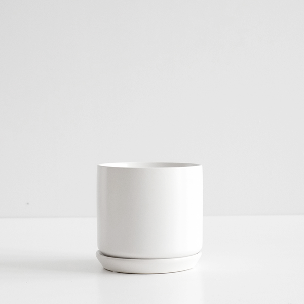 Oslo Planter White - Large