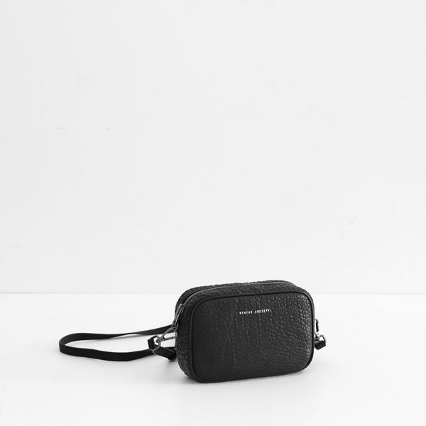 Plunder Bag - Black Bubble