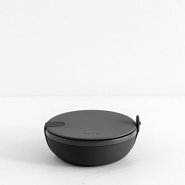 Porter Ceramic Lunch Box - Charcoal
