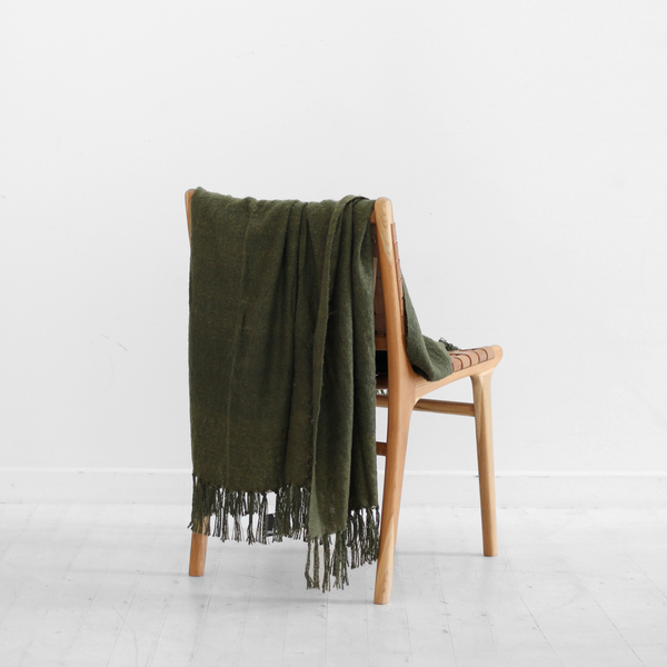 Rhapsody Throw Khaki