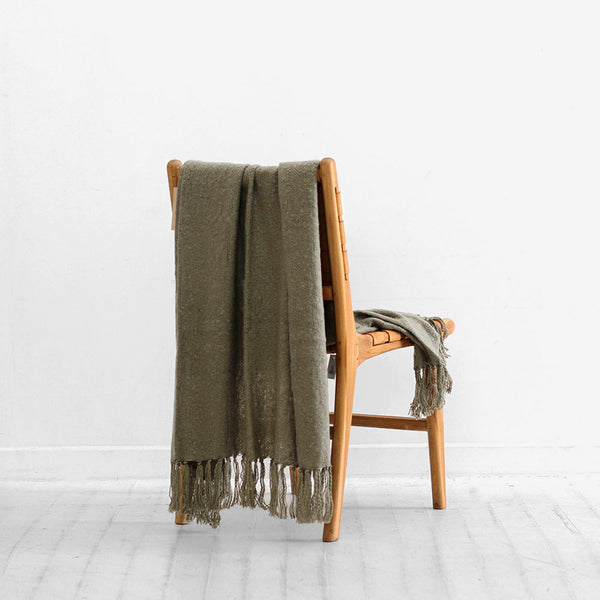 Rhapsody Throw - Sage