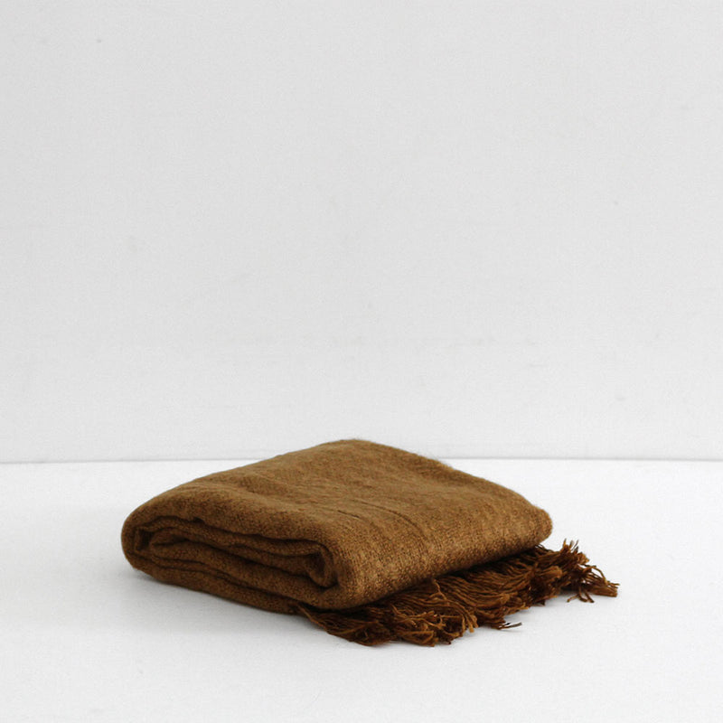 Rhapsody Throw - Toffee