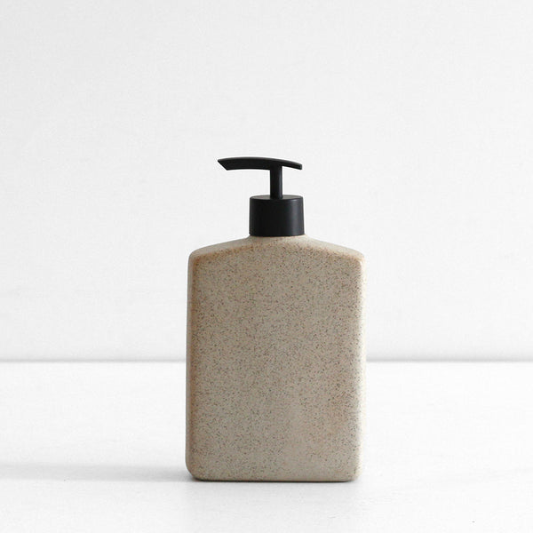 Small Flask Bottle 500ml - Granite