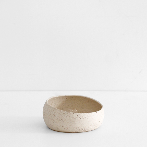 Pebble Bowl Natural - Small