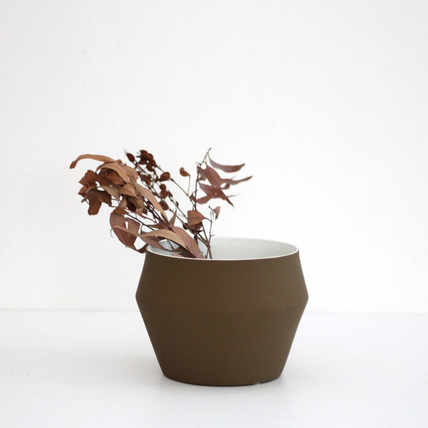 Romo Planter - Earth