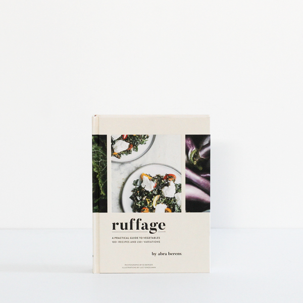 Ruffage - The Practical Guide to Vegetables