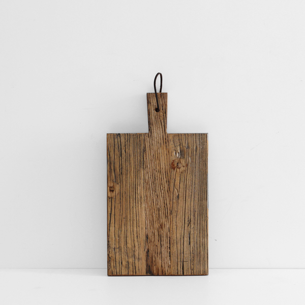 Rustic Rectangle Bread Board - 45cm