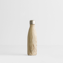 S'Well 500ml Stainless Steel Bottle - Blonde Wood