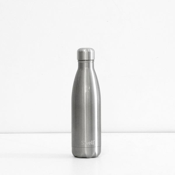 S'Well 750ml Stainless Steel Bottle - Silver Lining