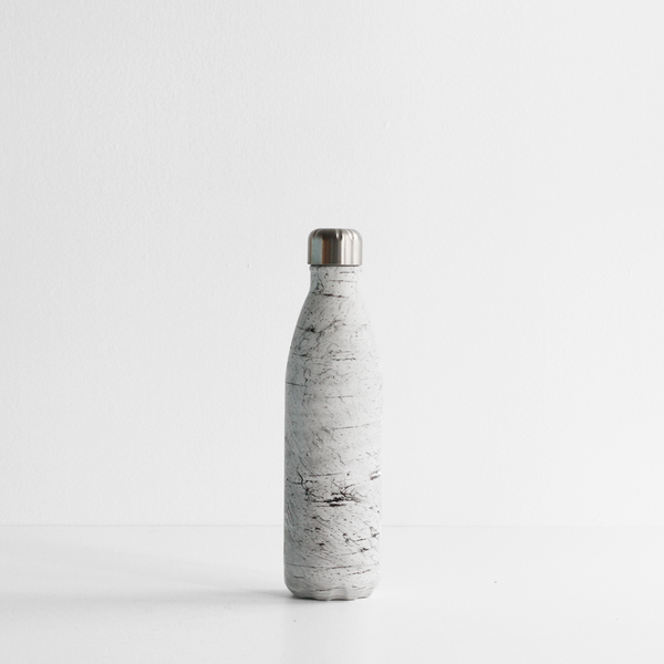 S'Well 500ml Stainless Steel Bottle - White Birch