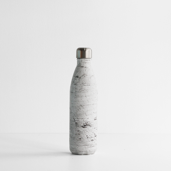 S'Well 750ml Stainless Steel Bottle - White Birch