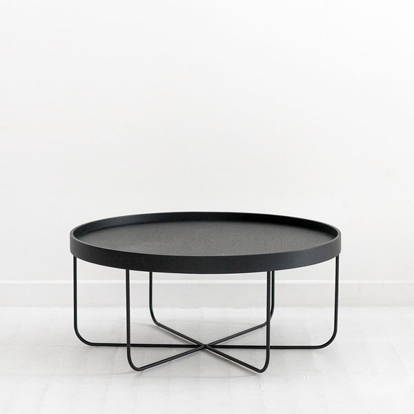 Segment Coffee Table - Black