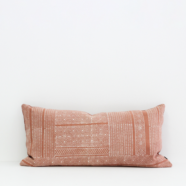 Shimla Clay Lumbar Cushion