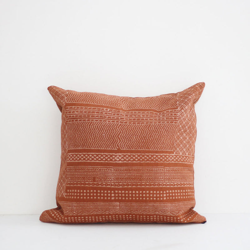 Shimla Square Clay Cushion
