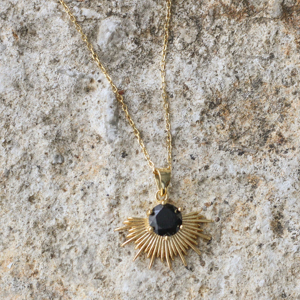 Solace Necklace - Gold