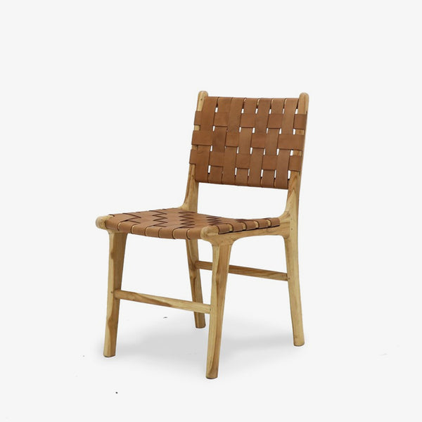 Spencer Dining Chair - Tan
