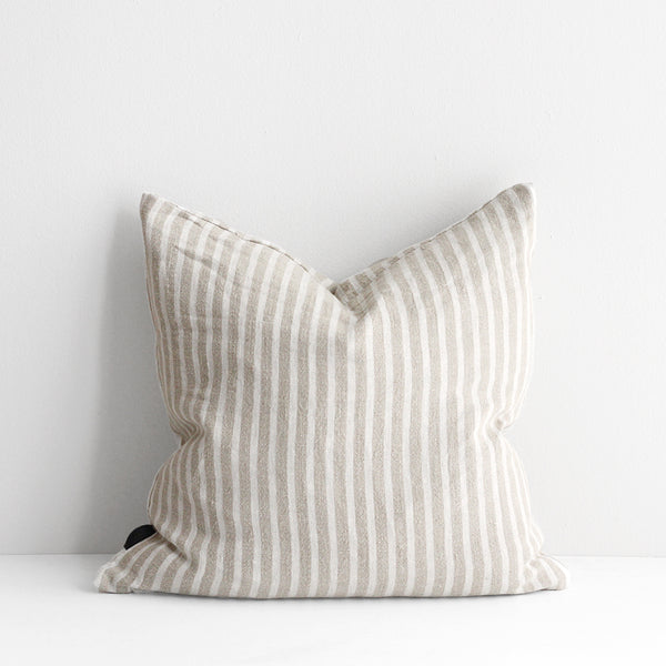 Spencer Cushion - Ivory/Natural