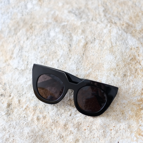 Spleen Sunglasses - Gloss Black