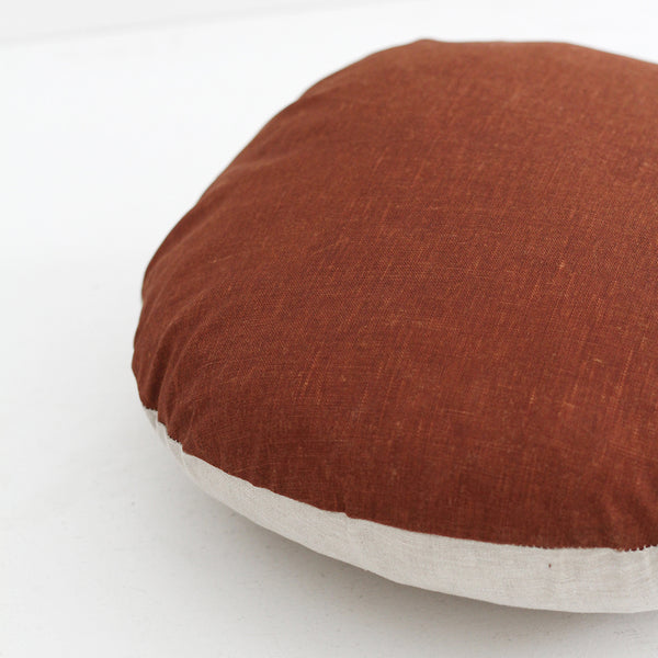 Spot Cushion - Rust