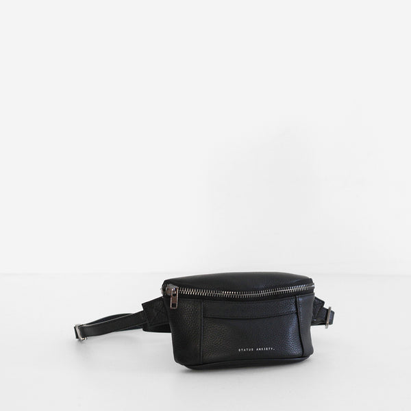 Best Lies Bum Bag - Black